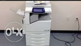 Work center xerox color 7435