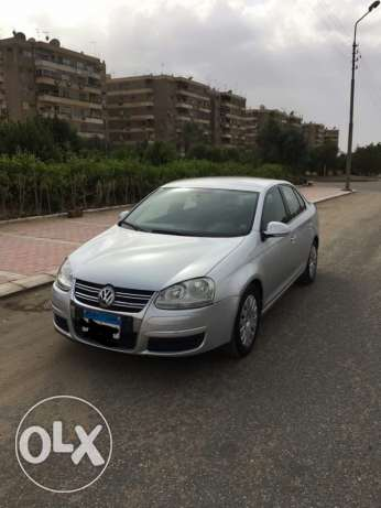Jetta 2008 at nasr city