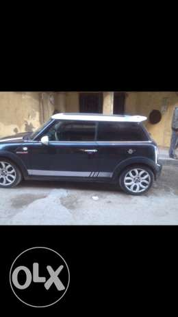 mini cooper 2007 black for sale -- exchange with vw golf 6 or jetta