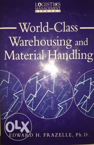 warehousing and material handling book