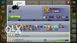 clash of clan t9 قريه 9 كلاش اوف كلان