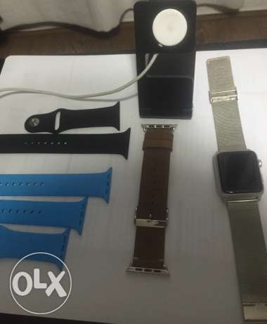 iwatch with every thing u need for it مصر الجديدة -  3