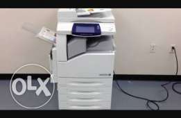 Work centre xerox colour 7435