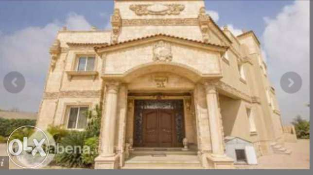 Villas for Sale فيلا ٣٠٠٠ألاف متر بجمعيه أحمد عرابى العبور -  1