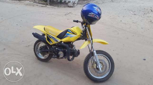 Motor Bike - 90 Off-road (Perfect for age 10+) - Perfect condition
