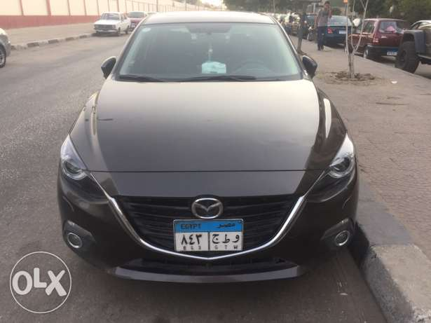 Mazda 3 2015 highline 40000 km
