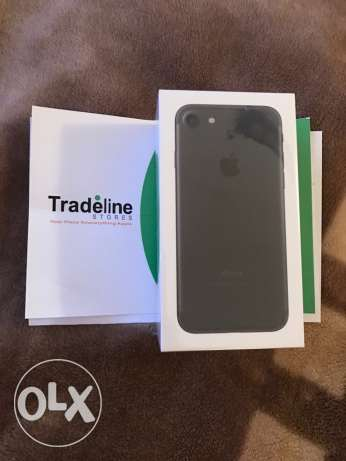 iPhone 7 32GB from Tradeline New-Sealed