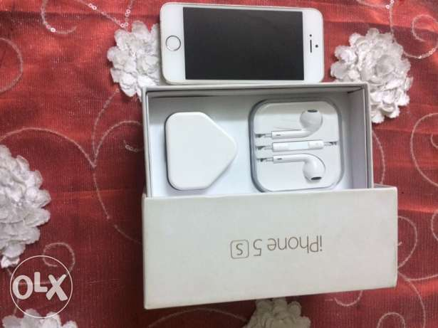 iPhone 5s gold 64giga