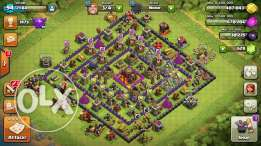 clash of clans village coc townhall level 11