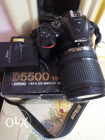 Nikon D5500 for sale body