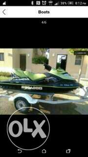Seadoo RXT almost new الدقى  -  6