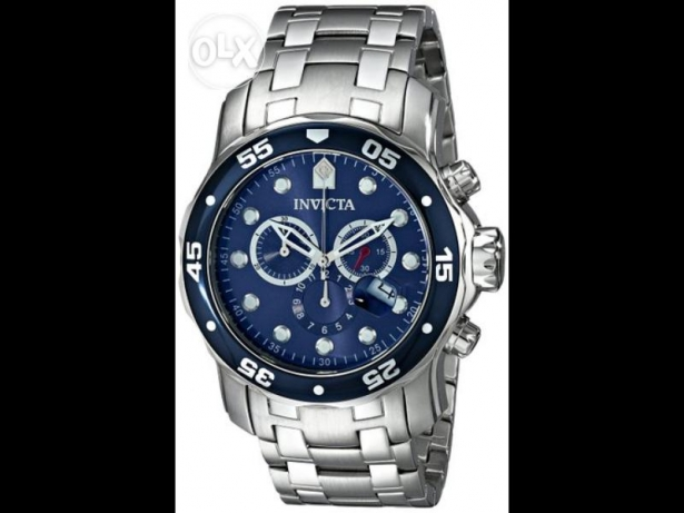 Invicta Men's 0070 Pro Diver Collection Chronograph Stainless Ste