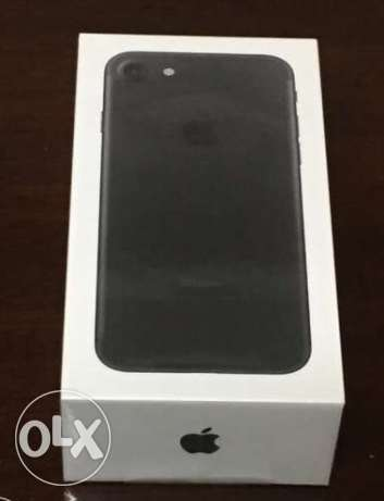 sealed iPhone 7 128 الشهداء -  3