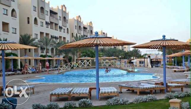 Amazing studio for Sale In Nubia Resort ( Gouna Road )