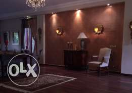 excellent fullyfurnished ground floor apartment for rent ofok compound