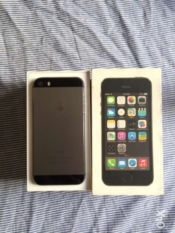 iPhone 5s Space Gray 32 Giga