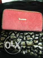 Fur Kadidu purse brand new!