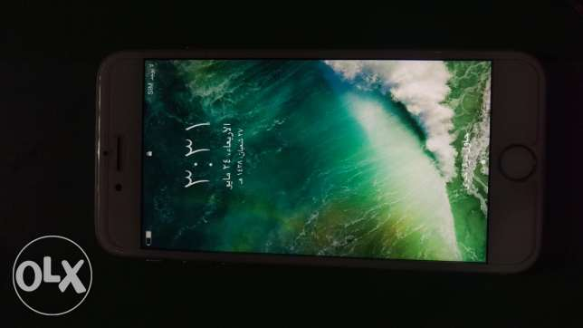 iphone 6s silver 16 G with box