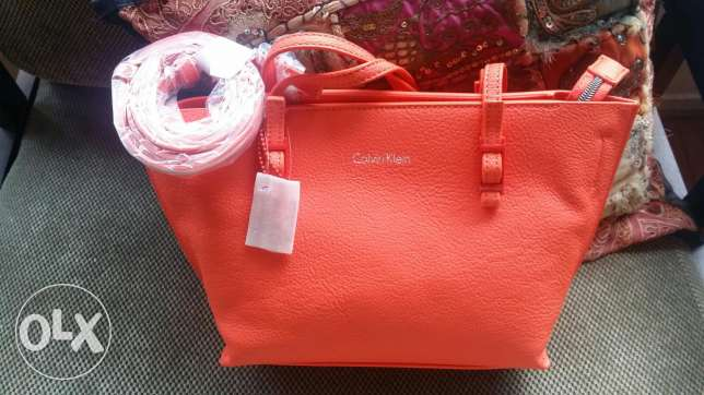 Brand new calvin klein bag bought from amazon