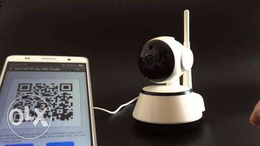 WIFI security HD camera