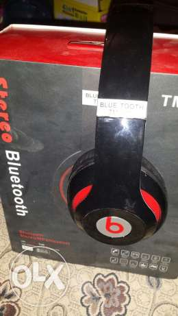 Stereo BEATS bluetooth headset حدائق القبة -  4