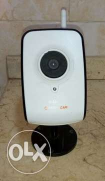 كاميرا مراقبة وايرليس D-Link DCS-920 Wireless-G ip Internet Camera
