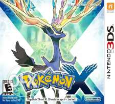 Pokemon X NTSC for 3DS