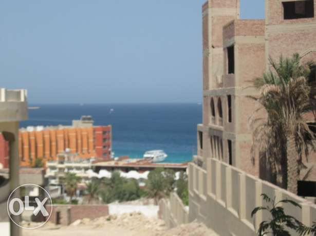 Flat in Hadaba, front of Calypso. 105 sqm, 2 bedr, sea view الغردقة -  7