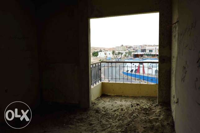 1 bedroom apartment in the centre of Hurghada, Main street building الغردقة -  4