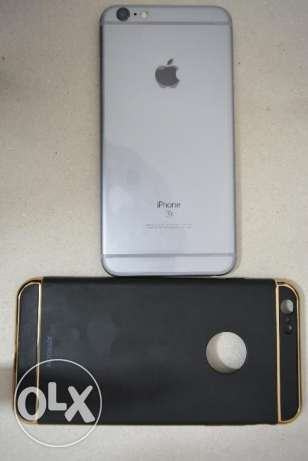 Iphone 6s plus 32 GB space-gray ( from USA ) حي السويس -  3