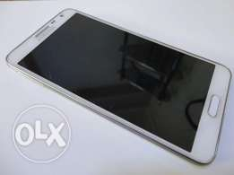 Note 3 neo white with all the original accessories