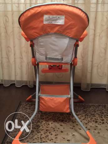 New rarely used baby chair made in Germany حى الجيزة -  3