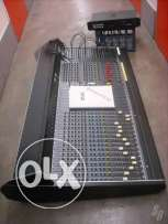soundcraft 6000 24 inputs channel