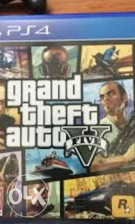gta v ps4 new
