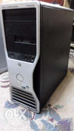 dell t5400 workstation Xeon E5430 12M Cache