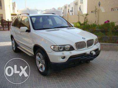 BMW x5 - 2004 White Color EXCELLENT CONDITION!