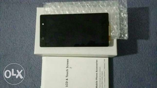 Tuch screen /Sony-z2 /NEW حى الجيزة -  2