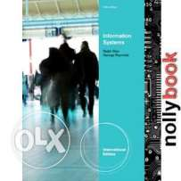 Information Systems - International edition (10th edition)