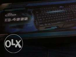 Gaming backlight keyboard + mouse NEW