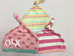 mothercare baby girl cap