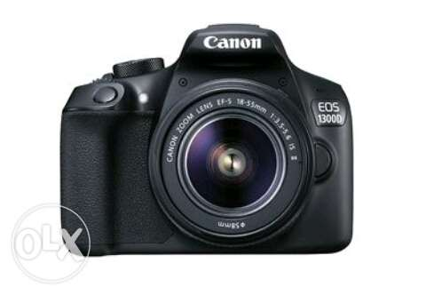 Canon EOS 1300D (sealed)