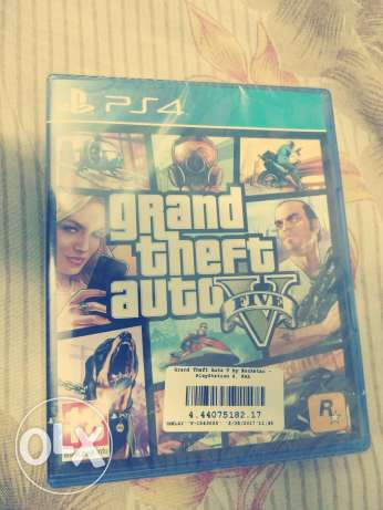 Gta 5 ps4 New