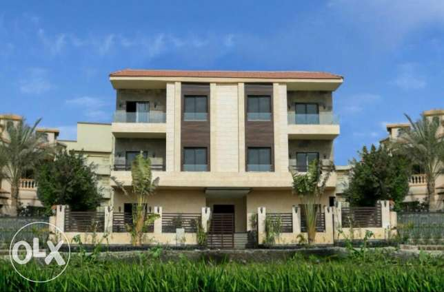 Amazing Apartment For Sale in '' Banafseg Villas – New Cairo