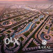 S-villa for sale at sarai compound at new cairo 260 mtr - 6 yrars