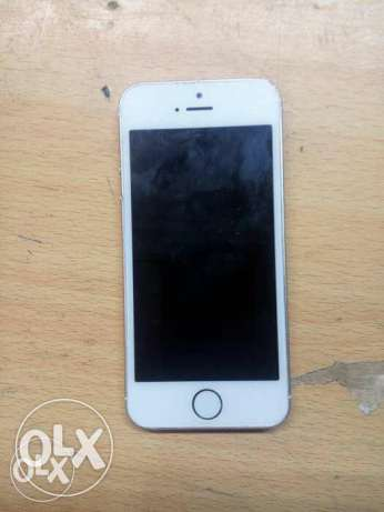 iPhone 5s gold الزقازيق -  1