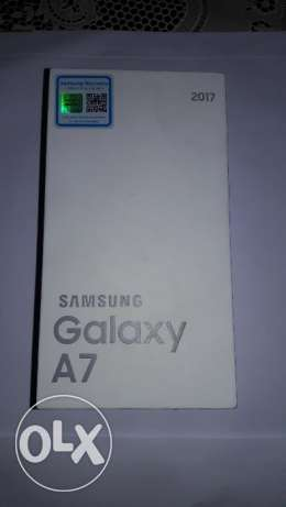 Samsung galaxy A7 32 GB