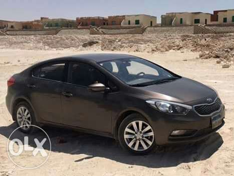 Cerato 2013 new shape