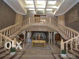 Villa located in 6 October for sale 450 m2, 3 bathrooms, 4 bedrooms, E