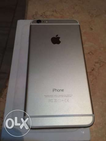 iphone 6 plus as new with all items شبرا -  5