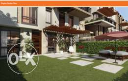 Duplex 254 metre for sale with installments at Eastown